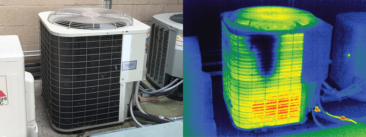 Thermal Cameras Seek Affordable Infrared Imaging How To Build Infra Red Level Detector A Previously Cost Prohibitive Technology Is Tool Becoming Widely Adopted By Hvac Technicians Inspect Valves Ducting